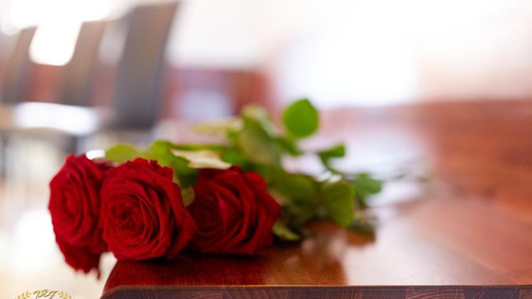 Il significato dei fiori in un funerale